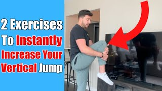 Top Vertical Jump Exercises To Instantly Jump Higher