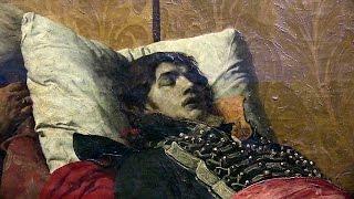 ジャン=ポール・ローランス《マルソー将軍の遺体の前のオーストリアの参謀たち》 泉屋博古館分館 フランス絵画の贈物 ─ とっておいた名画