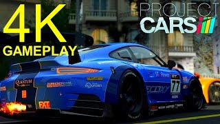 Project CARS PC - 4K Gameplay (MAX SETTINGS)
