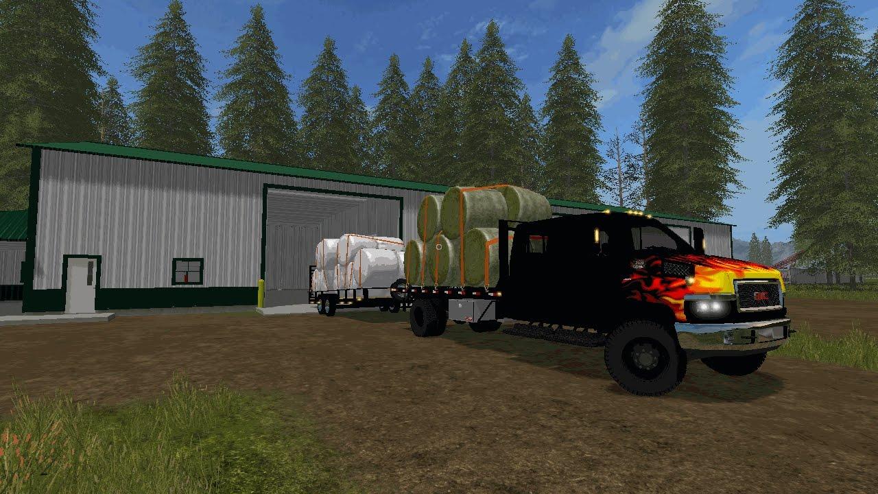 Farming Simulator 2017: GMC Topkick RELEASE!!