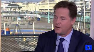 Brexit fallout: Nick Clegg - how to stop Brexit
