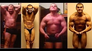 ROBERCIK DYNAMIT: Transformacja 9 miesięcy / 9 month body transformation