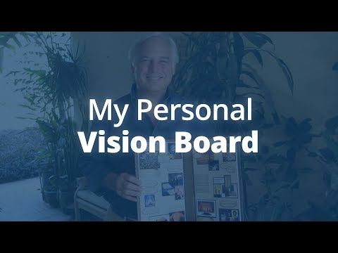 My Personal Vision Board | Jack Canfield