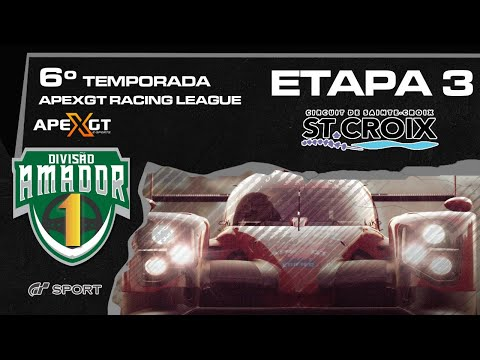 ARL 6 GT SPORT -  CATEGORIA AM 1  - Etapa 3