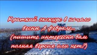 #НА#РЫБАЛКУ#С#ИВАНЫЧЕМ#Весна#в#феврале#Природа#сошла#с#ума#