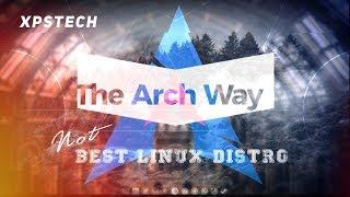 видео Arch Linux