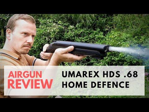 Umarex HDS 68 Review - 16 Joules Double Barrel Shotgun For Backyard Fun