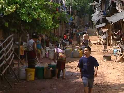 Right to Play, Refugee Camp in Thailand, Part 2