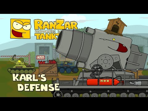Tanktoon Karl's Defense RanZar