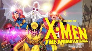 The History of The X-Men Animated Series: How Belief in the Idea Conquered A Lack of Cash