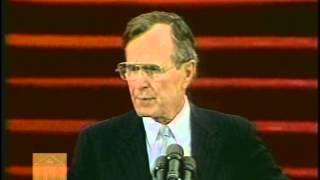 President George H.W. Bush - Points of Light