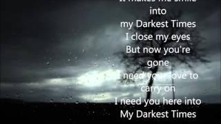 Johnny B - My Darkest Times (Audio Only )