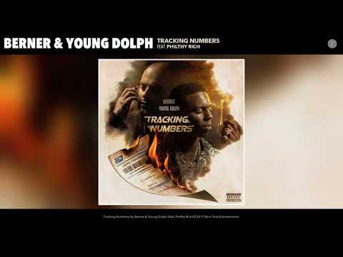 "Berner & Young Dolph ""Tracking Numbers"" feat. Philthy Rich"