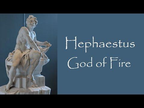 the story of hephaestus a god from the greek mythology