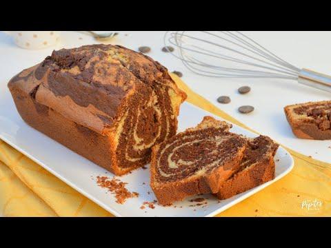 cake-marbré-vanille-chocolat
