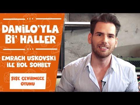 Emrach Uskovski Ile Bol Sohbet & Şişe Çevirmece Oyunu | Danilo'yla Bi Haller