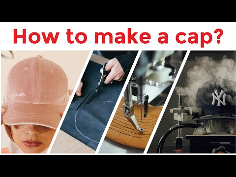baseball hat making machine cap machinery