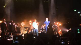 Sam Smith/Ed Sheeran - Stay With Me (Manchester Albert Hall 29/10/14)