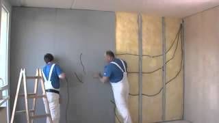 Jak připevňovat sádrokartonové desky