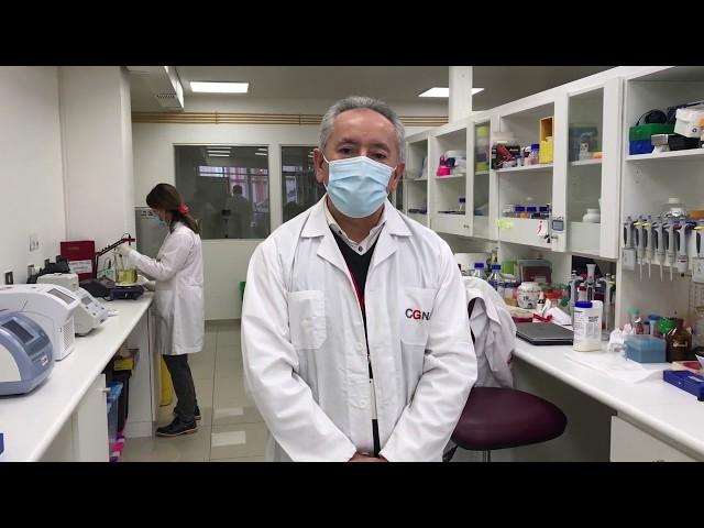 Inicio Campaña Emprende con Ciencia: Haroldo Salvo Garrido, Director de CGNA, Ing. Agrónomo, Ph.D.