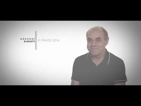 Národní klenoty team: průvodce Miroslav Táborský