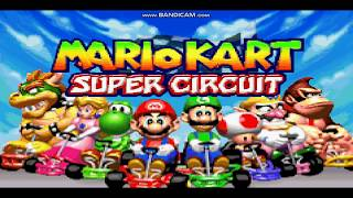 Mario Kart Super Circuit Gameplay