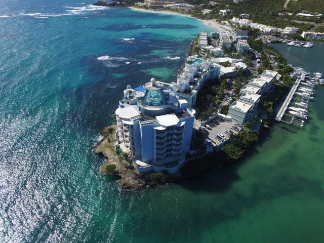 Real estate St Maarten Caribbean, 3BR Luxury Condo, The Lighthouse Oyster Pond