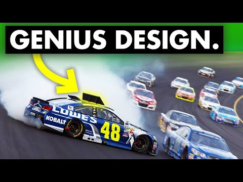 The Simple Invention That Saved NASCAR