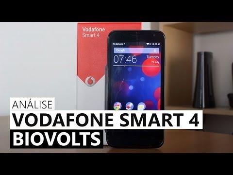 Vodafone Smart 4 - Análise