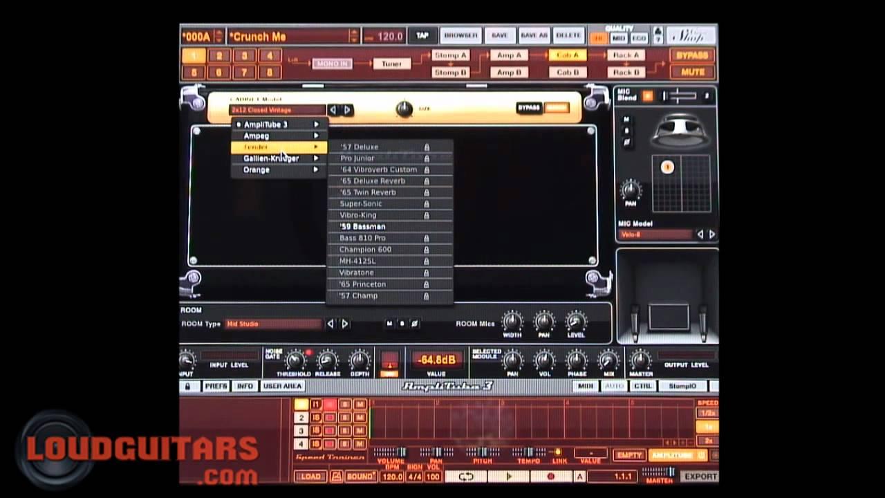 amplitube 3 free download mac