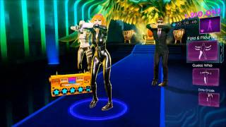 Dance Central 3 - Toxic - (Hard/100%/Gold Stars) (DC2)