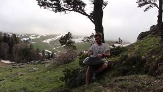Andrew Jasinski - Azish TAU Hang ( Lago Naki hang drum solo)