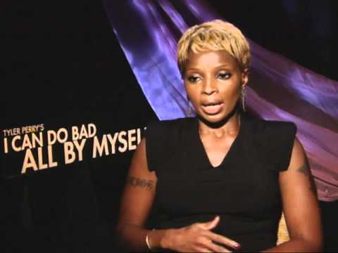 Tyler Perry's I Can Do Bad All by Myself - Exclusive: Mary J. Blige