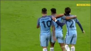 Manchester City vs West Ham 5 - 0