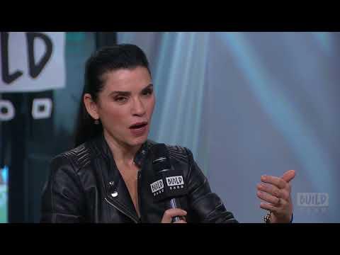"Julianna Margulies & Erin Merryn Discuss ""Erin's Law"""