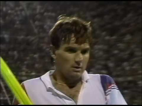 USO 1991 QF - Connors vs Haarhuis (Part 2)
