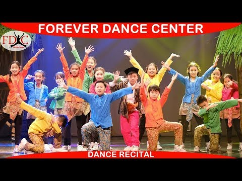 HIP HOP DANCE CHOREOGRAPHY MODERN DANCE VIDEO DANCE INDONESI