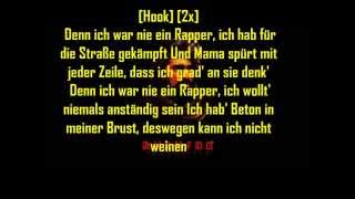 Bushido - Nie ein Rapper II lyrics  HD / by lyricsDeutschrap
