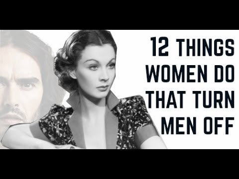 biggest dating turn offs for guys