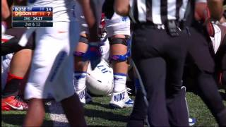 FOOTBALL IN 60: BOISE STATE AT OREGON STATE - 9/24/16