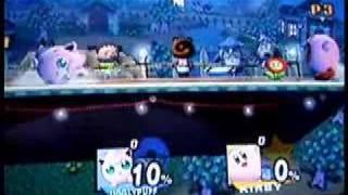 Purin feeding Kirby