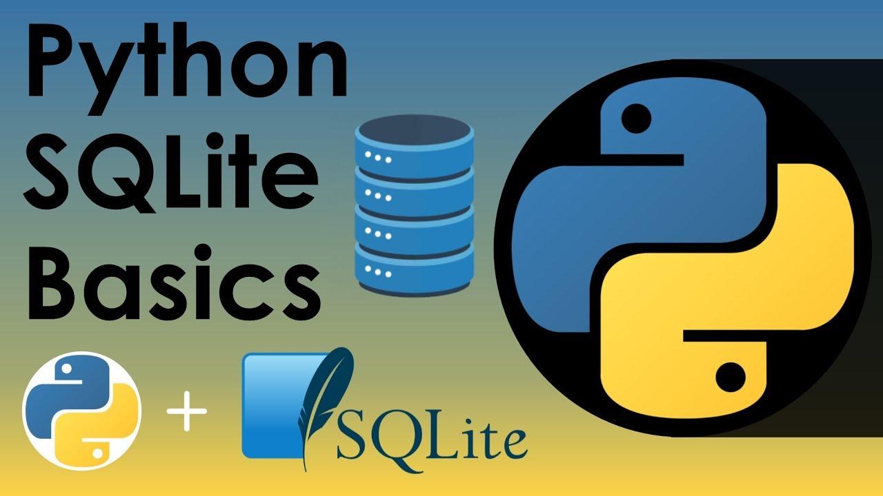 Python SQLite3 Basics - Nitratine