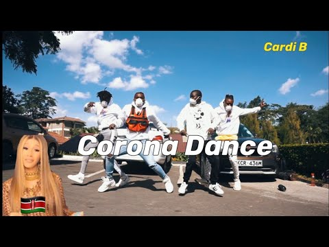 CORONAVIRUS DANCE - CARDI B Remix |iMarkkeyz| TRENDING CORONAVIRUS DANCE VIDEO | QUARANTINED