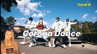 CORONA VIRUS SONG - CARDI B Remix |iMarkkeyz| TRENDING CORONA VIRUS DANCE VIDEO | Coronavirus Dance