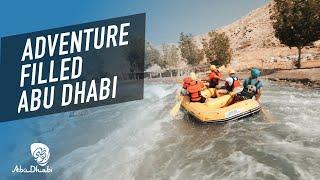 Best water adventures in Abu Dhabi | Johnny FPV