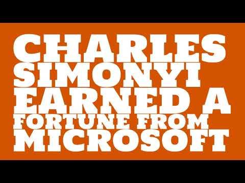 Where does Charles Simonyi live?