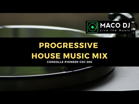 Maco Dj Live Mix Progressive House | www.macodjeventi.com