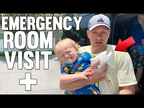 Baby Owen Rushed to the Hospital!!    Mommy Monday