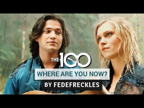The 100  Where are you now? Finn Collins