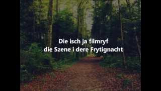 Patent Ochsner - Scharlachrot lyrics